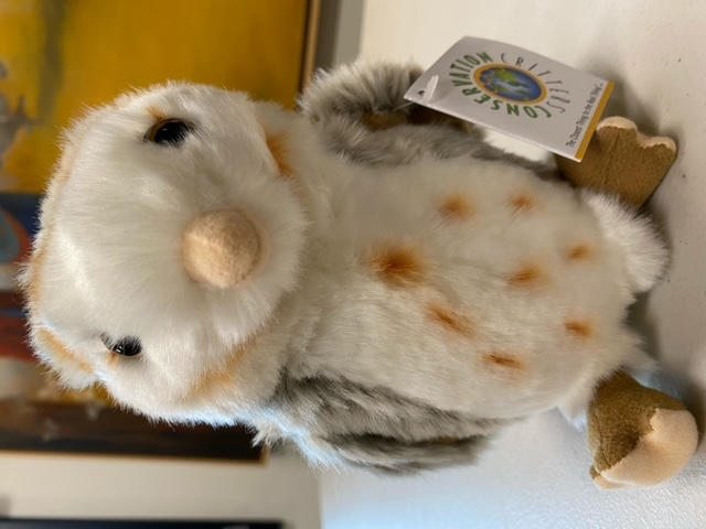 Barn Owl - Plush