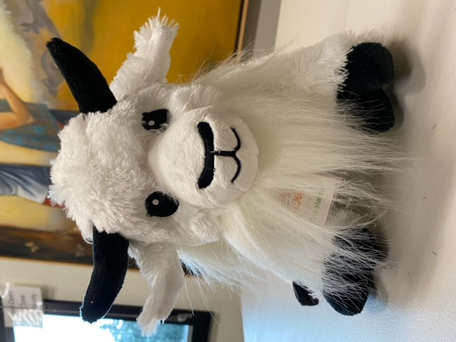 Large Mountain Goat - Plush