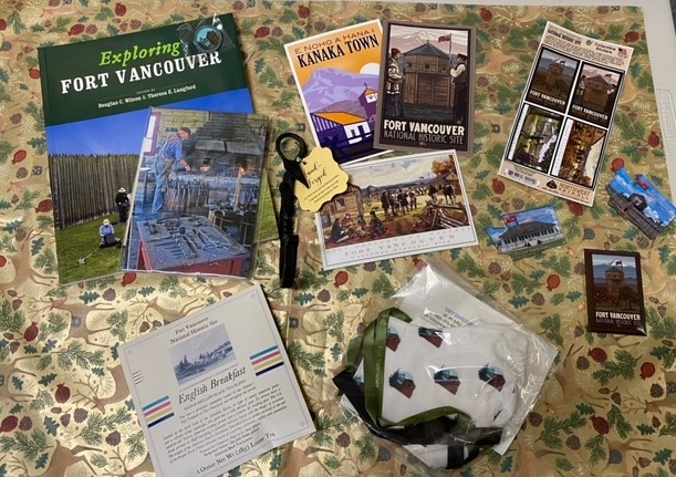 Fort Vancouver Collector's Bundle