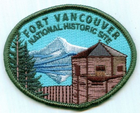 Fort Vancouver National Historic Site Patch