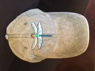Dragonfly ECO Wear Cap, Adjustable 100% Cotton