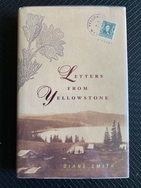 Letters From Yellowstone - Cover
