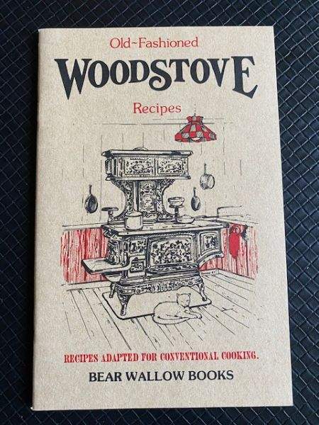 Old-Fashioned Woodstove Recipes - Cover