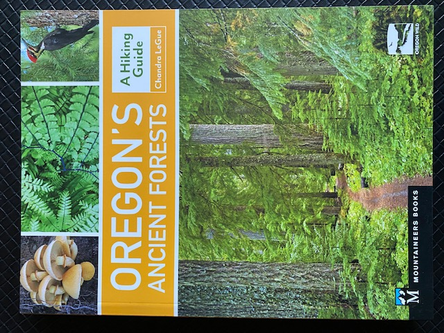 Oregon's Ancient Forests - book cover