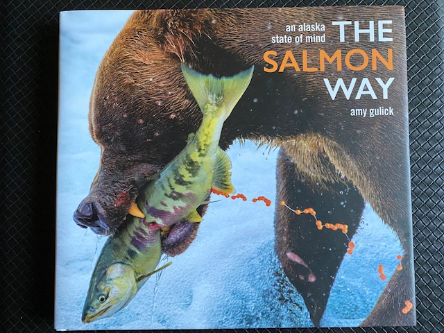 The Salmon Way - Front Cover