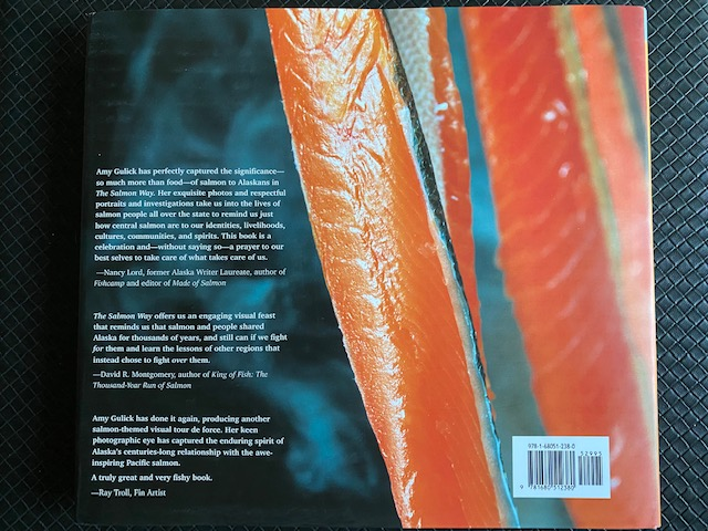 The Salmon Way - Back Cover