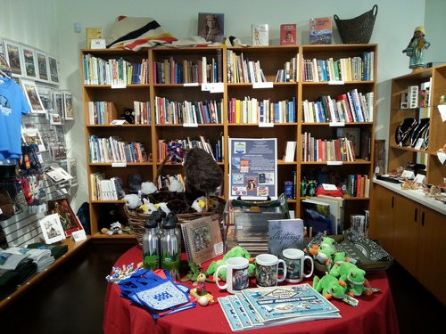 Friends of Fort Vancouver Bookstore
