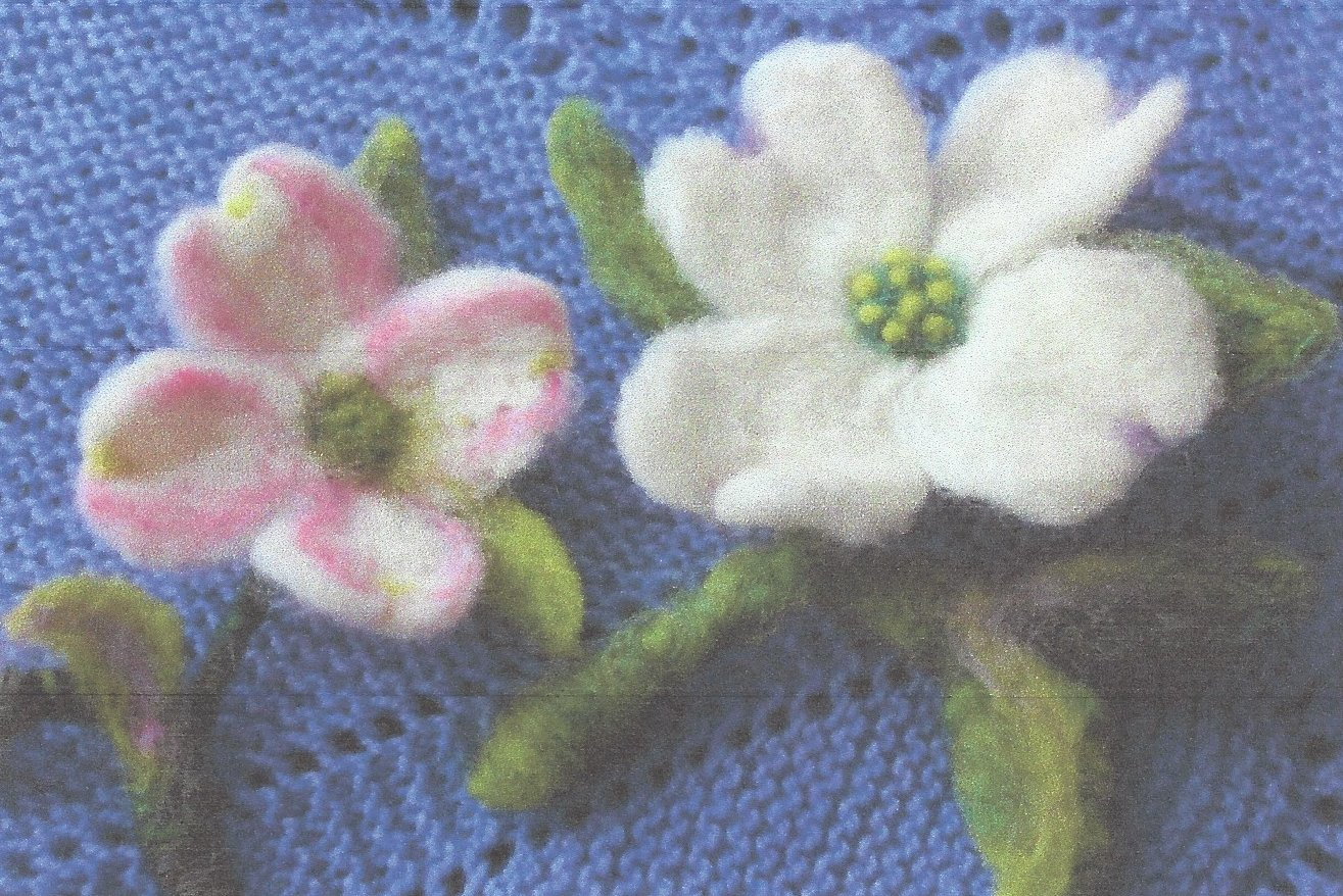 April Felting with Juneko Martinson