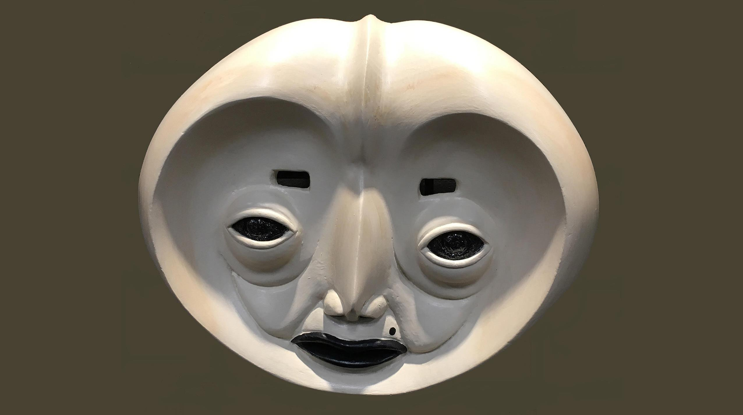 Contemporary Masks Inspired by Chinookan Stories