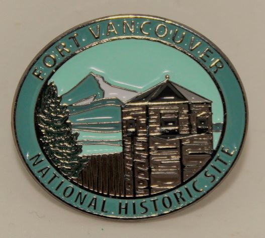 Fort Vancouver National Historic Site Pin