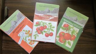 Heritage Tomato Seed Collection