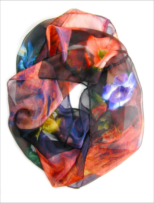 Canyon Infinity Scarf by Boston Exclusives