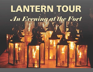 Lantern Tour at Fort Vancouver