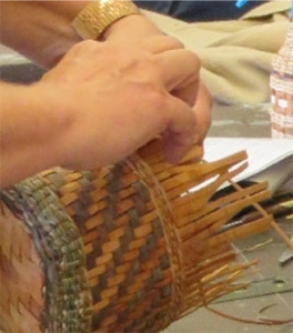Basket and Cordage Making